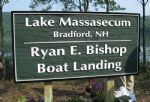 Dedication of The Ryan E. Bishop Boat Landing and Ryans Way